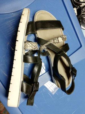 Gabor Sandalo con cinturino nero