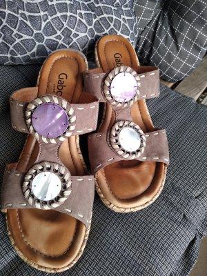gabor sandale  edel