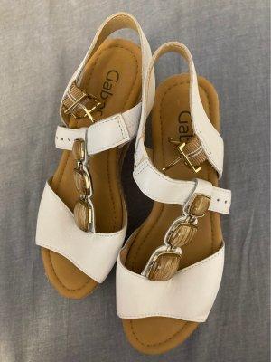 Gabor Wedge Sandals multicolored