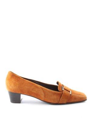 Gabor Chaussure décontractée orange clair style décontracté