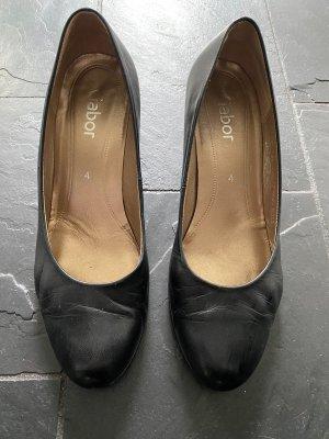 Gabor Schuh in schwarz Größe 37