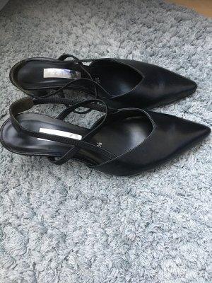 Gabor Slingback pumps zwart