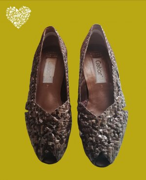 Gabor Moccasins bronze-colored-light brown