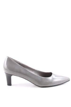 Gabor Slingback Pumps light grey business style