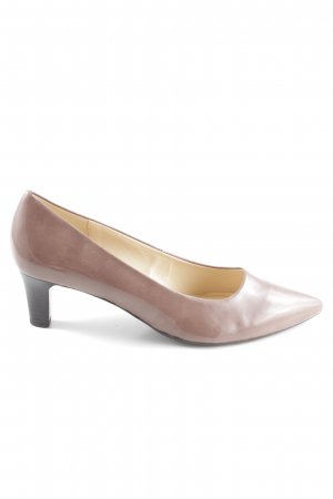 Gabor Slingback-Pumps nude Business-Look