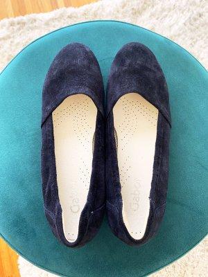 Gabor Zapatos formales sin cordones multicolor Gamuza