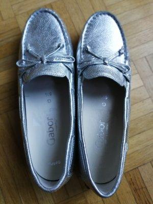 Gabor Pantoffels zilver