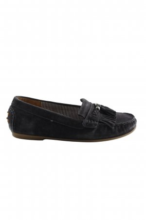 Gabor Zapatos formales sin cordones negro look casual
