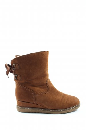 Gabor Slouch Booties brown casual look