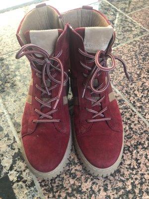 Gabor Sneaker Boot rot 41