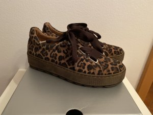 Gabor Sneaker low Gr 4,5 37,5 Leo Braun Neu Np109,95€