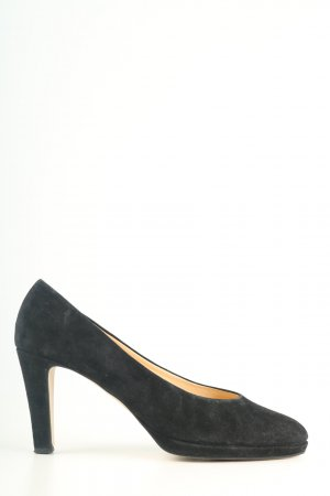 Gabor Pointed Toe Pumps black business style