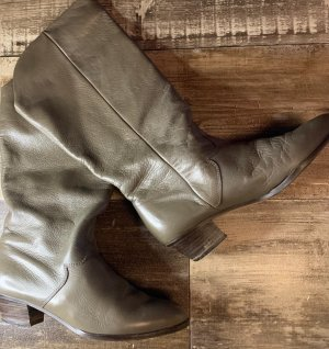 Gabor Botas slouch taupe