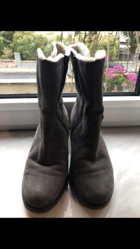 Gabor Winter boots grijs