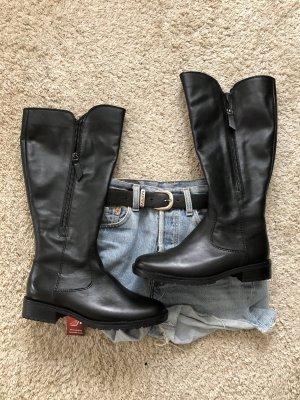 Gabor Comfort Riding Boots black