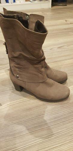 Gabor Stiefel Halbschaft
