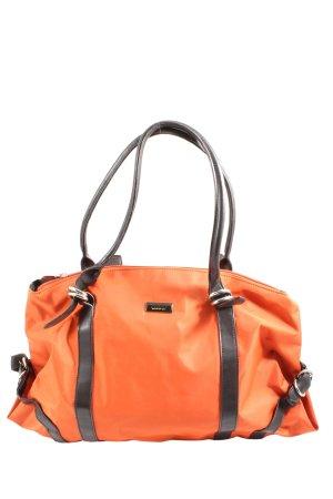Gabor Canvas Bag light orange casual look