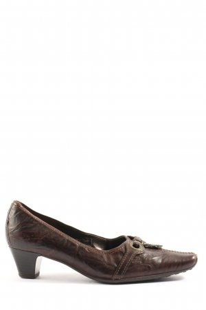 Gabor Loafers brown casual look