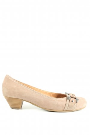 Gabor Loafers cream casual look