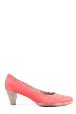 Gabor Chaussure décontractée rose style décontracté