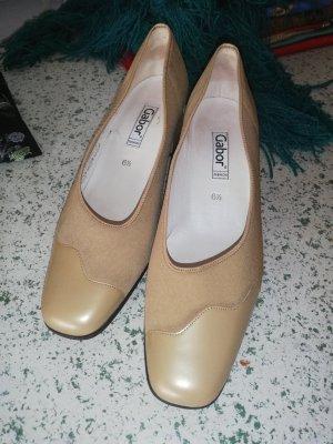 Gabor Chaussure décontractée brun sable-chameau