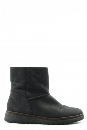 Gabor Winter-Stiefeletten schwarz Casual-Look