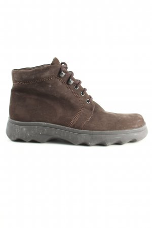 Gabor Winter Boots brown casual look