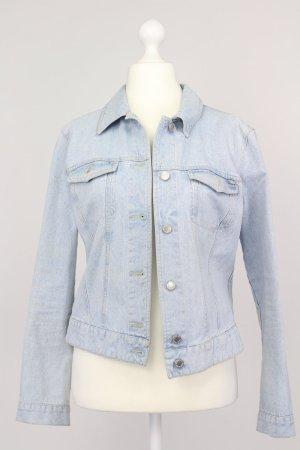 Gabriele Strehle Jeans Jeansjacke blau Größe 42 1711360090997