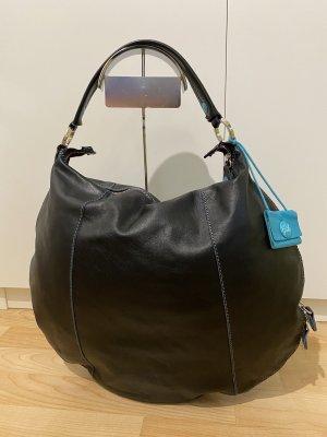 Gabs Handtasche Leder schwarz