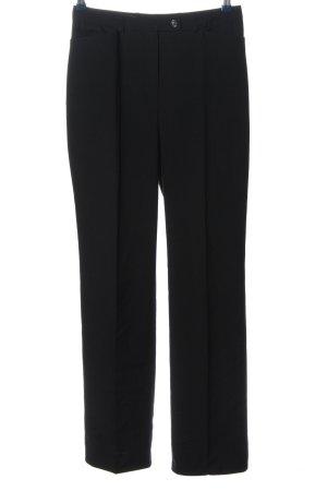 Gaby Mersmann design Anzughose schwarz Business-Look