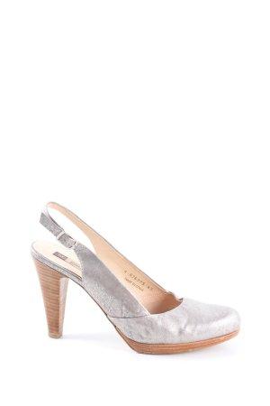 Gadea High Heels hellgrau Casual-Look