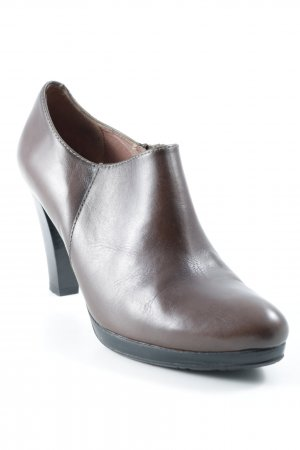 Gadea High Heels braun-schwarz Elegant