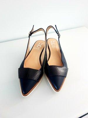 Gadea Pantofola blu scuro