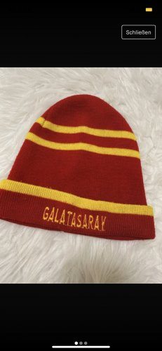 Galatasaray Beanie red-yellow