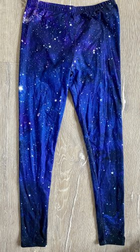 Amazon Leggings blu