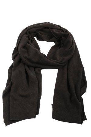 Galeries lafayette Gebreide sjaal bruin casual uitstraling