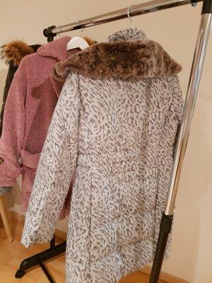 Galliano Fleece Jackets light grey-dark grey