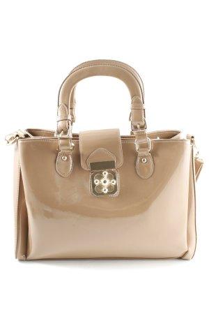 Gallantry Handtasche nude Business-Look
