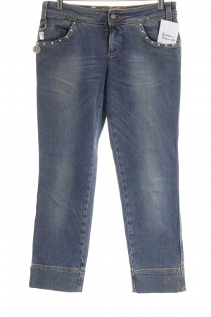 Galliano 3/4 Jeans blassblau Casual-Look