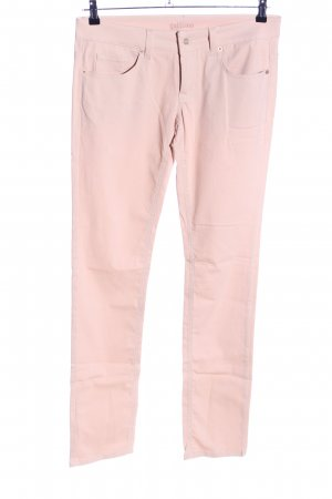Galliano Skinny Jeans pink Casual-Look