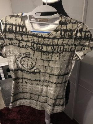 Galliano T Shirt, Größe XS