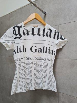 Galliano Top T -Shirt  Top