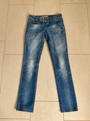 GALLIANO  women's Jeans