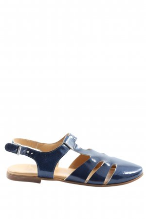 gallucci Wygodne sandały niebieski W stylu casual
