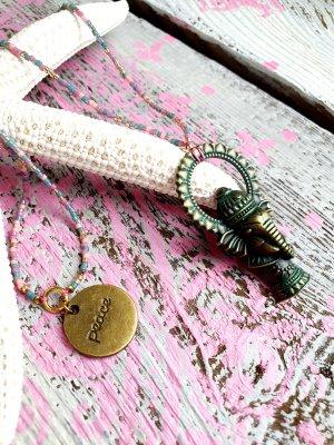 code Ibiza Necklace bronze-colored