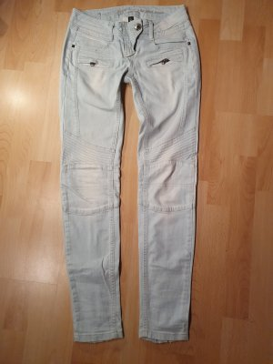 Gang Jeans da motociclista multicolore