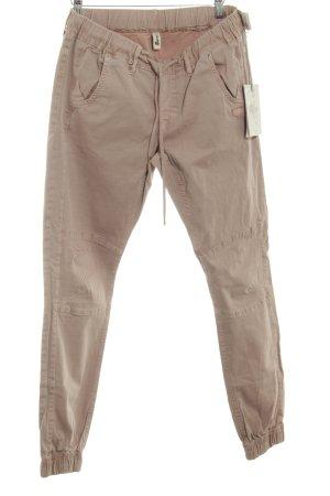 Gang Baggy Pants altrosa Casual-Look