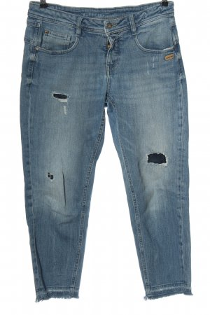 Gang Baggy Jeans blue casual look