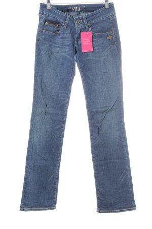 Gang Boot Cut Jeans steel blue casual look