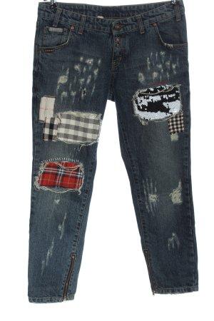 Gang Jeans boyfriend blu stile casual